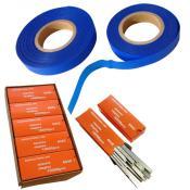 Tape-Tool TAPE ROLLS & STAPLE StarterKit